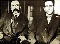 Николе Сакко и Бартоломео Ванцетти.