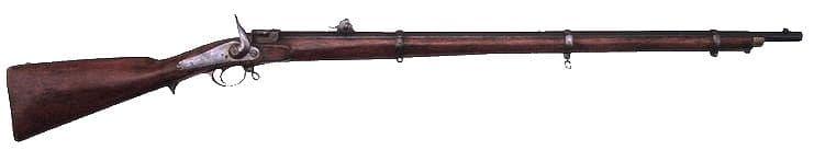 Пехотная винтовка системы Крнка образца 1869 года, оружие Ижевска.