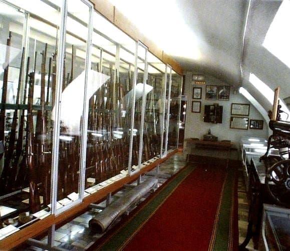 Музей Ижмаша. Ижевск.