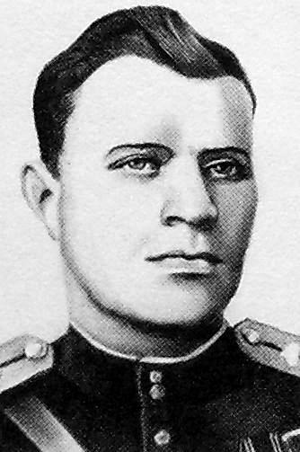 Обухов Николай Феоктистович - Герой Советского Союза.