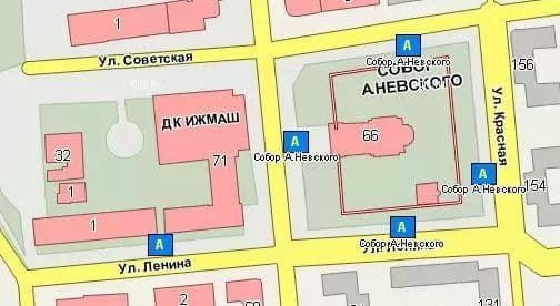 Бывшая Центральная площадь.