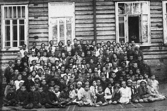 Каракулинский детский дом. Удмуртия.