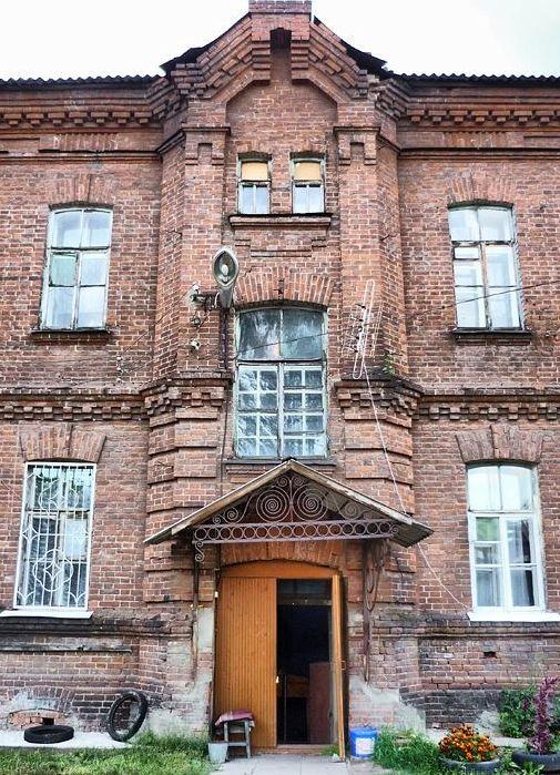 Глазовская 40 - уникальный дом 1891 года постройки. Фото 2017 года. Глазов.