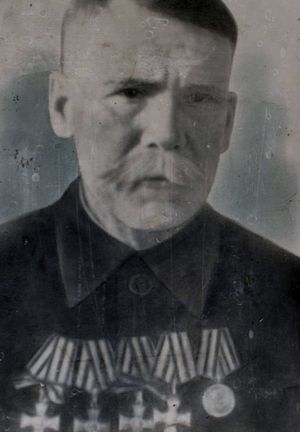 Полный кавалер Георгиевского ордена - Яков Флорович Байсаров