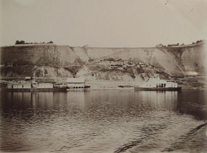 Кама около Сарапула.