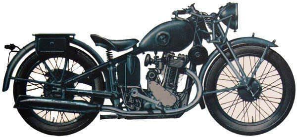 Мотоцикл Л-8