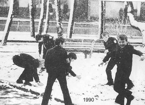 Фото советских младших школьников.