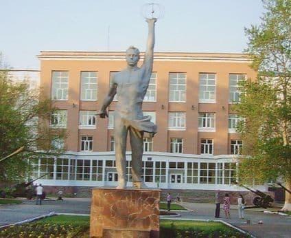 Ижевский механический институт (ИМИ). Корпус №2.