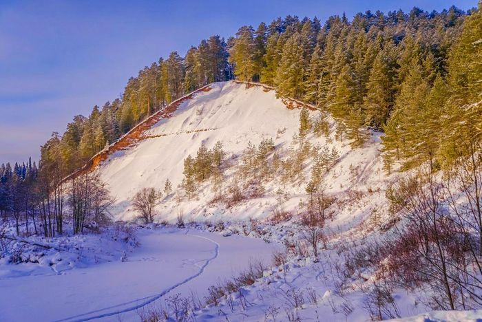 Гора Байгурезь. Дебёсский район. Удмуртия. Фото: Сергей Иванов.