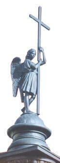 Ангел в Ижевске.