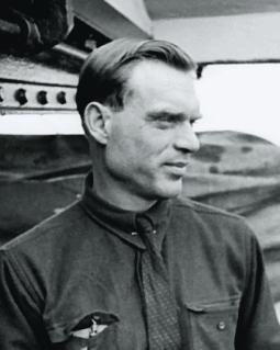 Леваневский Сигизмунд Александрович - летчик, Героя Советского Союза.