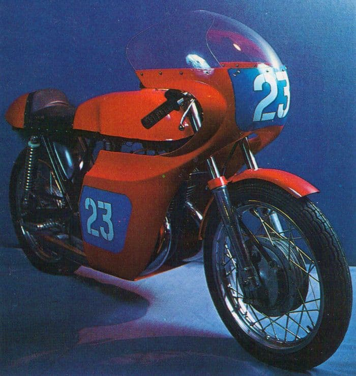 Мотоцикл ИЖ-6.217 шоссейно-кольцевой (IZH 6.217 Motorcycle highwayrace ring type)