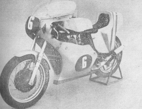 Орион - спортивный мотоцикл ИЖ для шоссейных гонок.