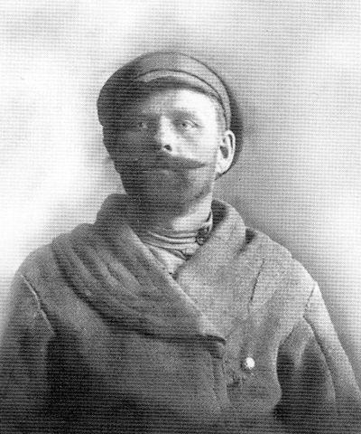 Первый кучер ЧК ВАО Щуклин Ф.И.