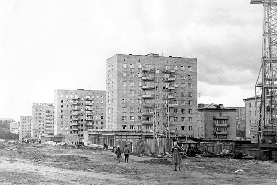 Улица Кирова. Ижевск.