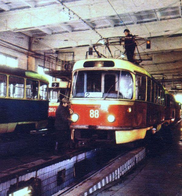 Трамвай №2. Ижевск