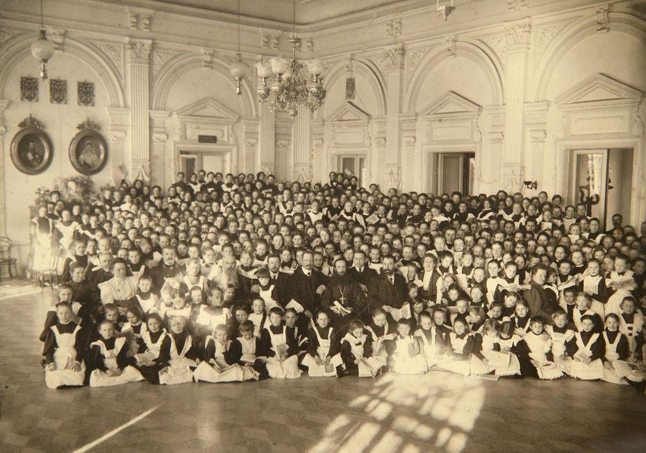 Сарапульская женская гимназия.