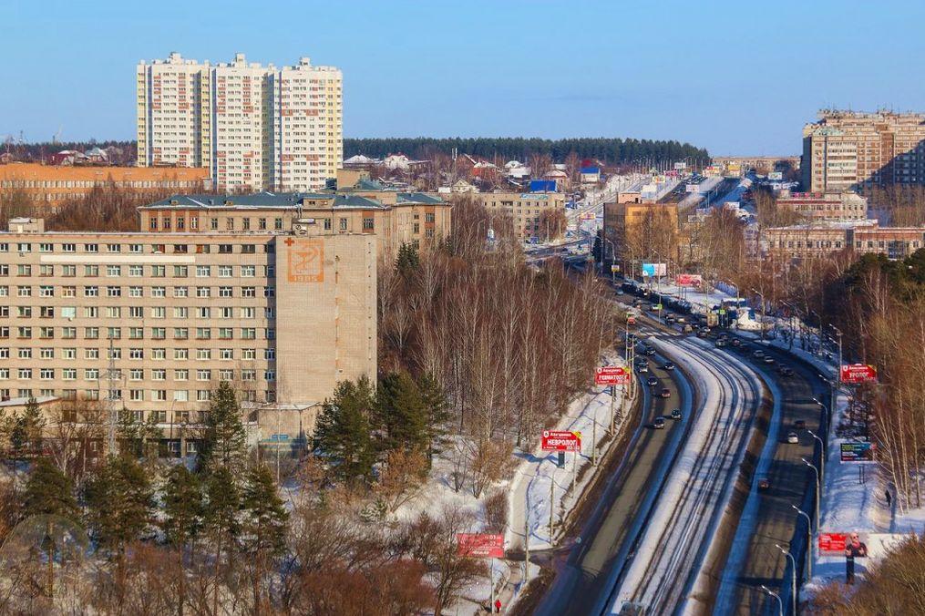Улица Ленина 79. Фото: Дима Солодянкин. Ижевск. 2019 год.