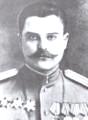 Старший лейтенант Боул В.П. - командир 1-й батареи 174-го ОИПТД.