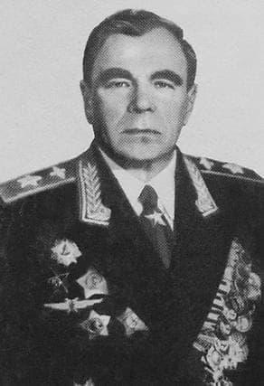 Фалалеев Федор Яковлевич - маршал авиации. 31.5.1899-12.08.1955.