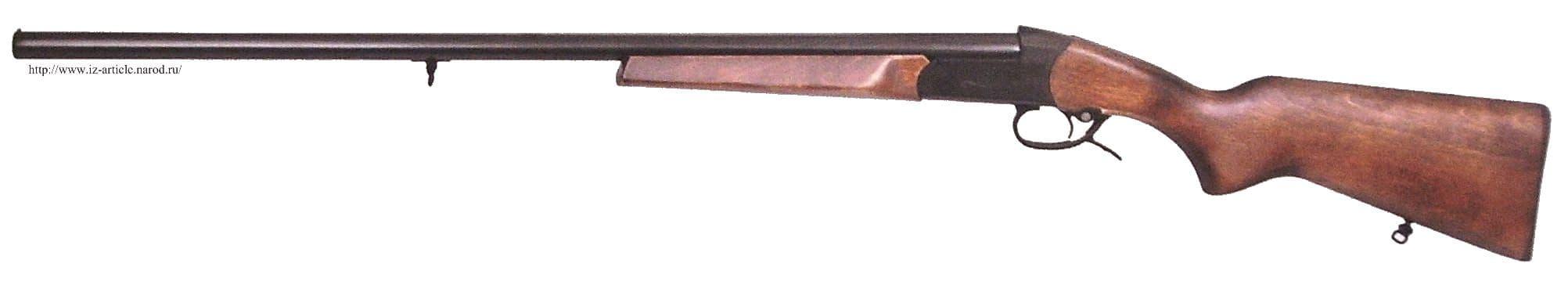 Однозарядное охотничье ружье ИЖ-18, izh-18. Производились на Ижевском механическом заводе.