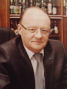 """Владимир Кусков, генеральный директор ОАО """"Свет"""". Можга."""