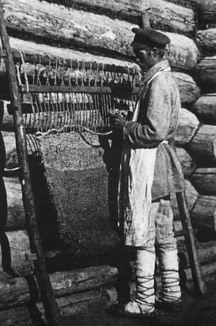 Удмурты. Калмез. Малмыжский уезд. 1930 год.