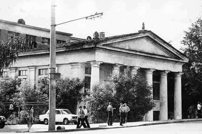 Горького, 79. Ижевск. 1972