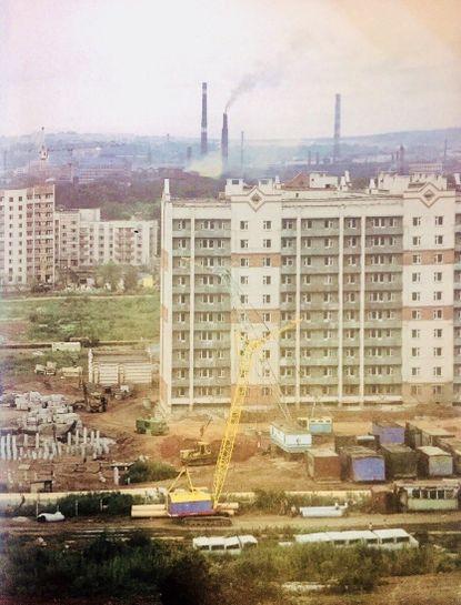 Пушкинская 163. Ижевск. 1994 г.