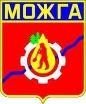 Герб города Можга.