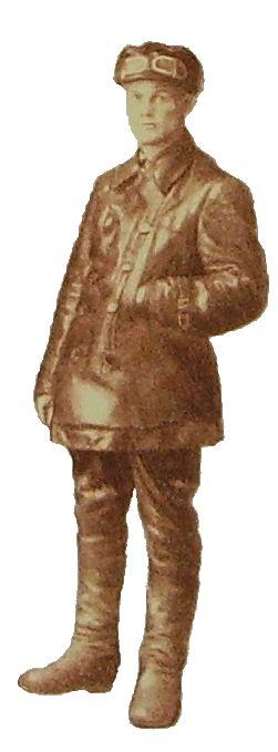 Сергей Леньков, первый водитель городского автобуса в Ижевске.