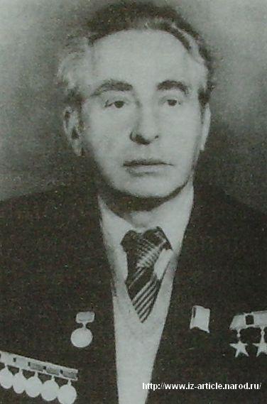 Нудельман А.Э., конструктор авиационного вооружения. 1985 г.