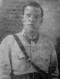 Первый начальник областной госавтоинспекции Мальцев Иван Федорович.