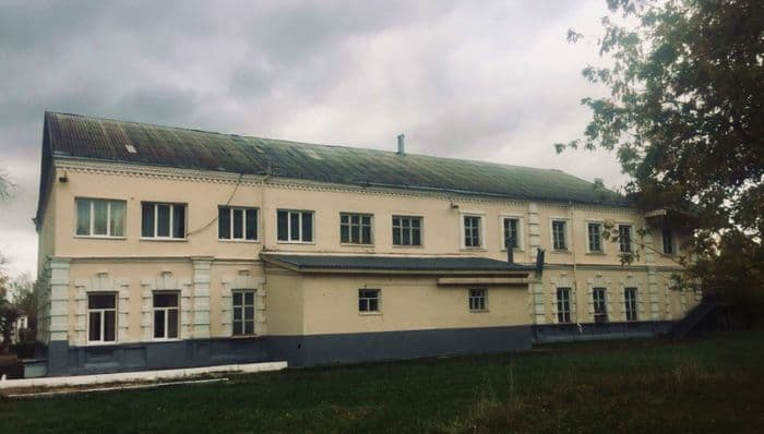 Усадьба ШИШКОВА С.А.
