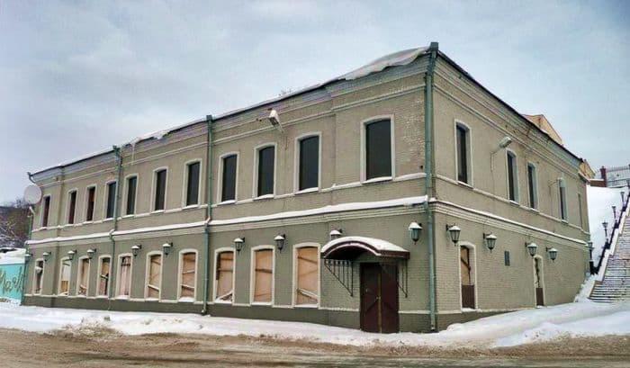 Правление Ижевского оружейного и сталеделательного завода