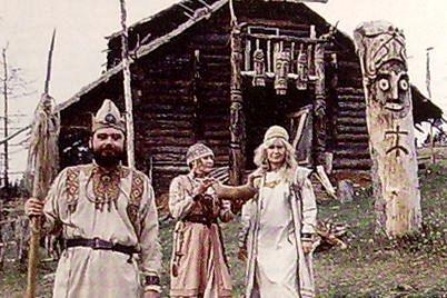 Тень Алангасара. События 1194 года. Первый художественный фильм о древних удмуртах.