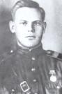Старший сержант Телятников И.М. - командир орудия 1-й батареи 174-го ОИПТД.