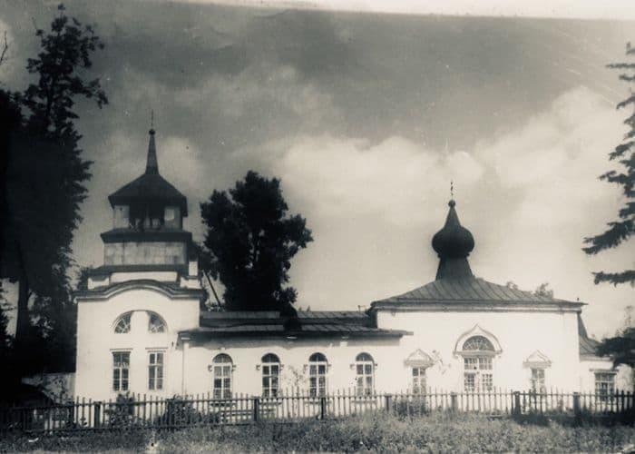 Троицкий собор. Фото: 1951 год, ЦГА УР. Ижевск.