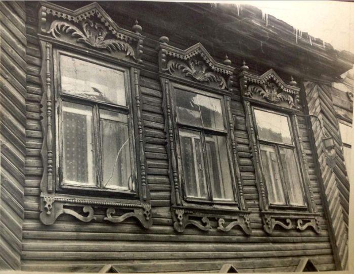 Дом №12 на ул. Пастухова. Ижевск. 1977 год.