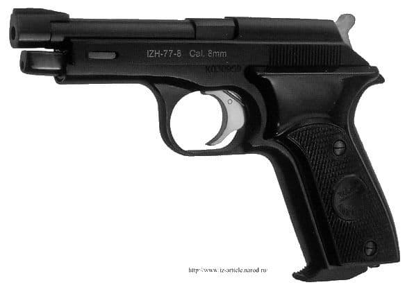 ИЖ-77, IZH-77. Оружие Ижевска.