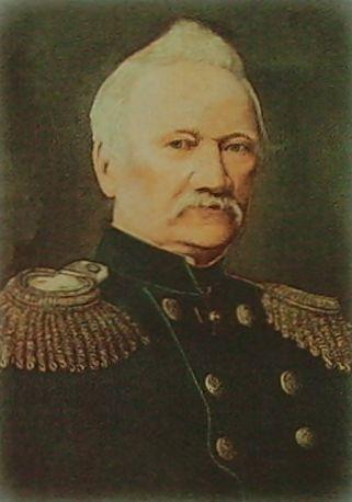 Горный инженер, генерал-майор Чайковский Илья Петрович.