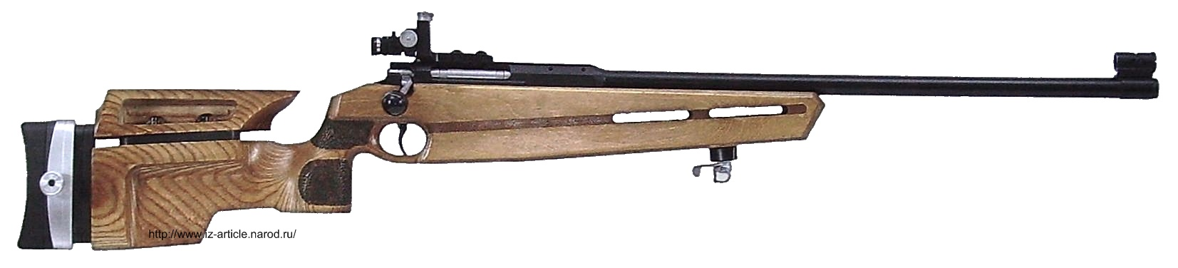 Стандартная спортивная винтовка Рекорд-CISM.