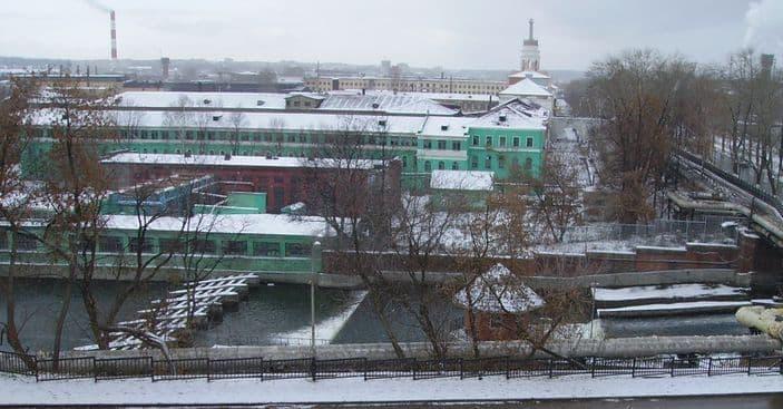 Заводская башня ижевского завода,  Ижевск 2015 год. ДВА.