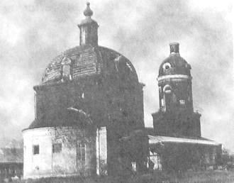 Кигбаево. Храм в честь Михаила Архангела. Удмуртия.