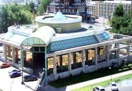 Музейно-выставочный комплекс им. М.Т.Калашникова
