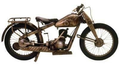 Мотоцикл иж 4