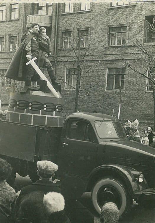 Демонстрация в Ижевске.