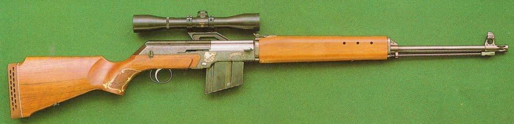 Самозарядный карабин охотничий Медведь 3.