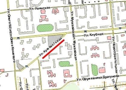 Улица Кузебая Герда в Ижевске
