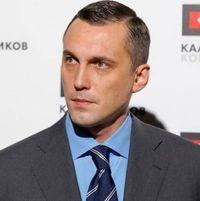 """С 2014 - генеральный директор АО """"Концерн """"Калашников"""" Алексей Криворучко."""